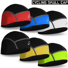 Cycling Skull Cap Under Helmet Winter Thermal Windstopper Cycle One Size Fit All