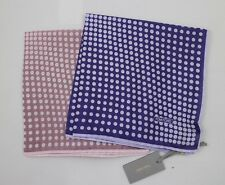 NWT Tom Ford Silk Pocket Square Ascending Dots