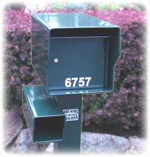 "Secure Lockable Mail box ""Built like a tank!"" Built to last - A Curbside Vault"
