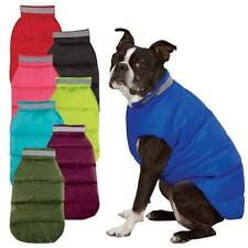 NORTH PAW PUFFY DOG VEST Extreme Weather Protection Puppy Coat Jacket Snow Wind