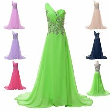 GK Women Sexy Beaded Party Prom Evening Pageant Cocktail dress Ball gown