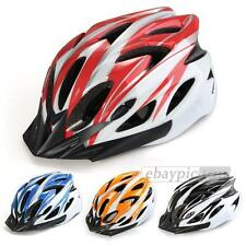 Adult Men Women Bicycle Bike Cycling Safety Helmet with Visor