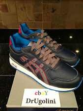Asics GT-II size 8-11 navy grey red white leather gt 2 kith fieg gel DEADSTOCK!