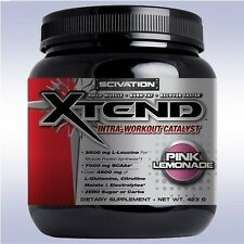 SCIVATION XTEND (30 SERVINGS) intra-workout catalyst, 7g bcaas, 0 sugar, 0 carbs