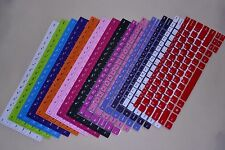 lot Color keyboard cover skin Protector FOR Lenovo IBM ThinkPad T440 T440p T440s