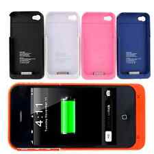 Backup External 1900mAh Battery Charger Case Cover Power Bank for iphone 4 4G 4S