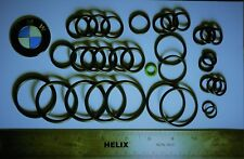BMW Cooling System Heater Radiator Hose O-Rings: X3 X5 2.5  3.0  4.4  4.6 4.8