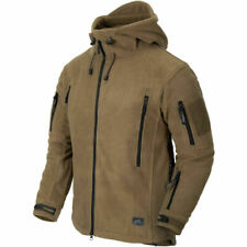 Helikon Tex Patriot Heavy Fleece Jacket coyote Outdoor Jacke