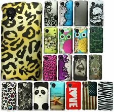 For Google Nexus 5 Hard Snap On Designs Girly Cover Case Accessory