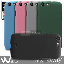 COQUE HOUSSE ETUI POUR WIKO STAIRWAY SABLEE ★ RIGIDE EXTRA FIN MAT ★