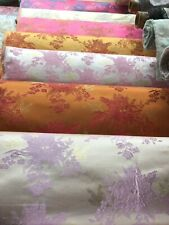 poly cotton embroidery voile lace fabric, available in 10 colors