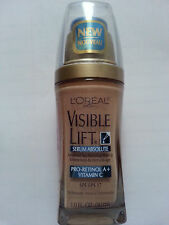 LOREAL VISIBLE LIFT SERUM ABSOLUTE FOUNDATION **CHOOSE YOUR SHADE**