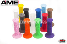 AME Round Grips Available In Various Colours Suit Vintage & Old School BMX