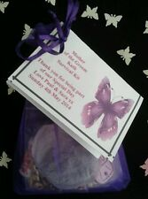 MOTHER of the GROOM Survival Kit Gift FREE NAMES & DATE Wedding Bride