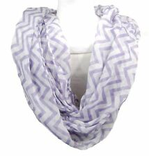 New Womens Glitz Scarf Collection Fashion Infinity Chevron Scarves Diff Colors