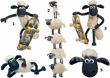 STICKER WALL DECO OR IRON ON FABRIC TRANSFER SHAUN THE SHEEP