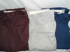 NEW MENS GENTS EX NEXT COTTON LINEN MIX SLIM FIT CASUAL PANTS TROUSERS 200+SOLD