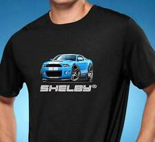 2010-14 Shelby GT500 Mustang Muscle Car Tshirt NEW FREE SHIPPING