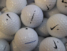 25/50 NIKE GOLF BALLS PEARL / A GRADE  DISTANCE /PD/VELOCITY ETC  FREE DELIERY