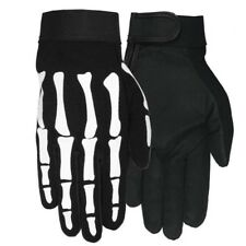 Skeleton Mechanics Gloves Storage Wars Barry Weiss Style with FREE SHIPPING