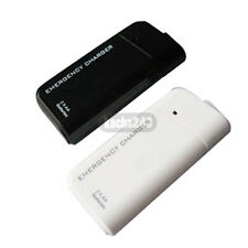 Portable emergency mobile backup power battery charger for Samsung iphone 4S 5