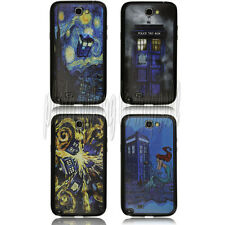 durable Tradis Doctor Who Durable case for Samsung Galaxy Note 2 II N7100 01196