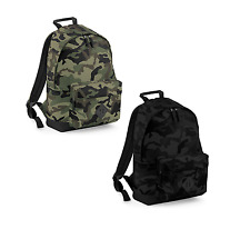 Camouflage Desert Jungle Fashion Backpack Rucksack Mens Casual Boys School Bag