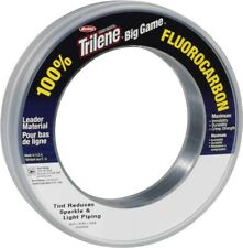 BERKLEY BIG GAME FLUOROCARBON CLEAR - LEADER SEA -  All Sizes