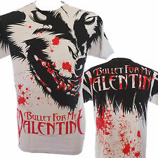 BULLET FOR MY VALENTINE - WEREWOLF - Official T-Shirt - METAL New S M L XL 2XL