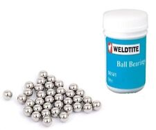 "Weldtite Cycle-Bike-Bicycle Ball Bearings Bulk Tub 1/4"" 1/8"" 5/32"" 7/32"" 3/16"""