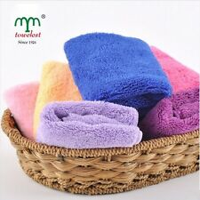 """MMY New 5PC Microfiber Kitchen Cleaning Towels Cloths Bulk 14""""X14"""" Manufactures"""