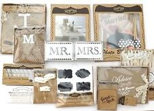 VINTAGE / RUSTIC WEDDING ACCESSORIES, BUNTING, PHOTO BOOTH, FAVOURS ect..