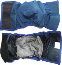 BELLY BAND Dog Diaper Male WATERPROOF Reusable Washable Lining Padded XXS - XXXL