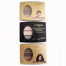 1 x L'Oreal Color Appeal Made For Me Naturals Trio Eyeshadow Palette 402 303 406