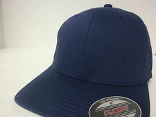 Baseball Cap Blank Fitted 5001 Flexfit By Yupoong Baseball Hat Size Hat Blue Blk