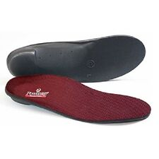 Powerstep Pinnacle Maxx Orthotic Supports Full Length Insoles Shoes Absorb Shock