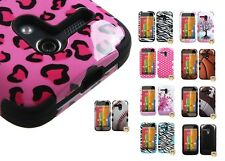 Impact Design Hard Case/Silicone Hybrid Protector TUFF Cover for MOTOROLA Moto G
