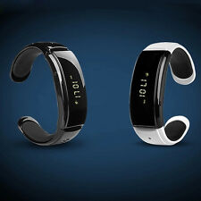 Stereo Bluetooth Bracelet Calling Call Music Player Watch for iPhone Samsung BL