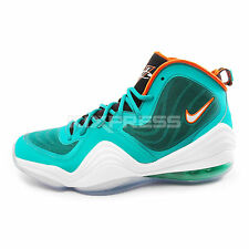 Nike Air Penny V [537331-300] NSW Basketball Miami Dolphins New Green/Orange