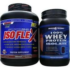 ALLMAX NUTRITION IsoFlex 5lb + Free 2lb 100% Isolate Protein better quality save