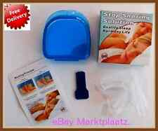 Stop Snoring Anti Snoring Device Sleep Aid Mouth Piece Guard Teeth Grinding Cure