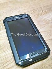 Aluminum Military Type Metal Case with Gorilla Glass for Samsung Galaxy S4