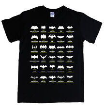Batman-Bat symboles, logo gotham city joker dark knight logo homme femme, enfants