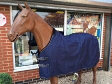 *SALE* Masta Fleece Lined Rain Sheet - For competition use - Navy