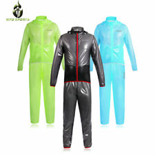 Cycling Pants Rain Coat Hiking Light Weight Breathable Waterproof Wind Jacket