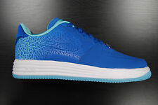 [644919 400] NEW MENS NIKE LUNAR FORCE 1 LUX VT LOW MILITARY BLUE UP320