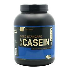 Optimum Nutrition: GOLD STANDARD 100% CASEIN PROTEIN (4 lbs) QUALITY & RELIABLE!