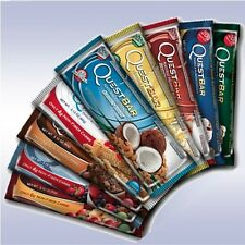 QUEST BARS (12-PACK) high-fiber, high-protein, low-carb, low-sugar, gluten-free