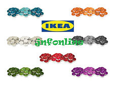 60 x IKEA scented tealight candles - 4 hr. - you choose from 7 different scent