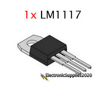 LM1117 Low Dropout Voltage Regulator 3.3V 800mA - US Seller